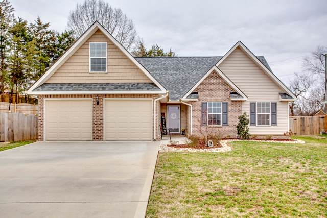 7513 Peony Drive, Knoxville, TN 37918 (#1106055) :: Billy Houston Group