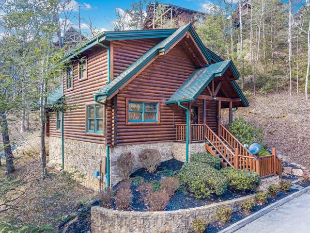 639 Gatlinburg Falls Way, Gatlinburg, TN 37738 (#1106086) :: Billy Houston Group
