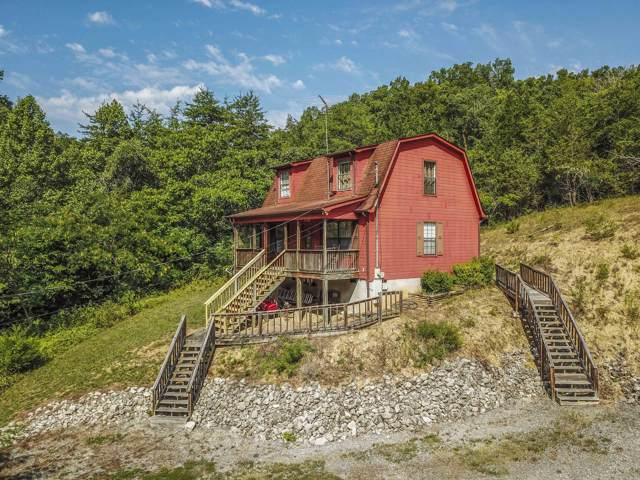 801 Union Hill Drive, Pigeon Forge, TN 37876 (#1106116) :: The Terrell Team