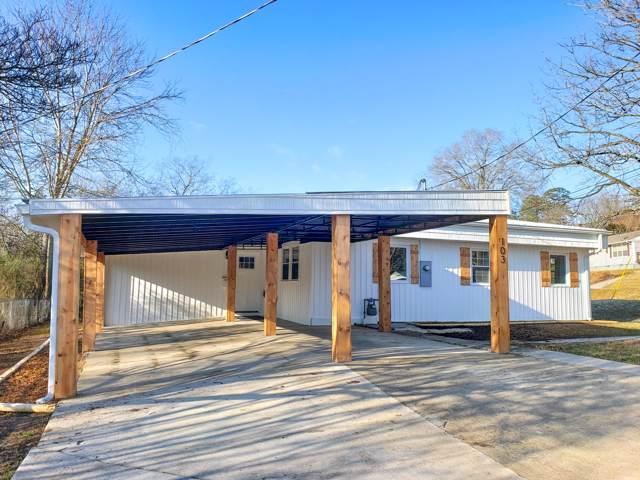103 Queens Rd, Oak Ridge, TN 37830 (#1106201) :: Billy Houston Group