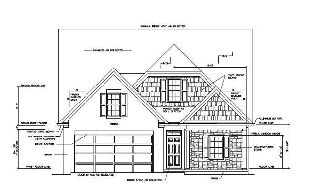1613 Sugarfield Lane, Knoxville, TN 37932 (#1106223) :: Billy Houston Group
