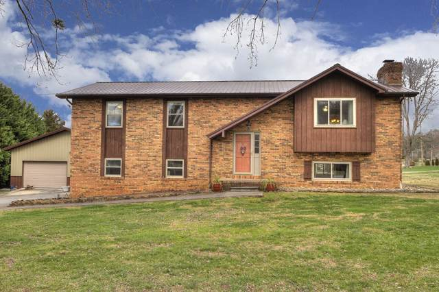 2550 Robinson Drive, Louisville, TN 37777 (#1106845) :: Catrina Foster Group