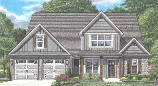 2218 Misty Mountain Circle, Knoxville, TN 37932 (#1106985) :: The Sands Group
