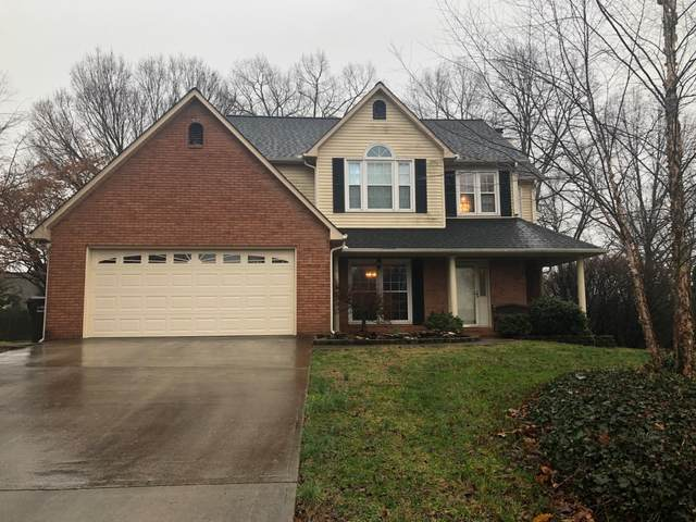 124 Country Run Circle, Powell, TN 37849 (#1107115) :: The Sands Group