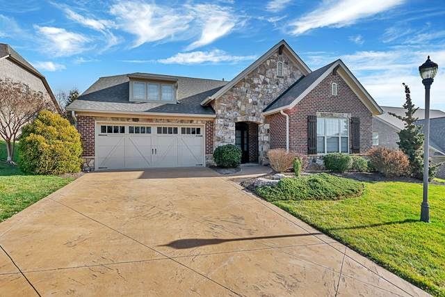 316 Burney Circle, Knoxville, TN 37934 (#1107259) :: The Sands Group