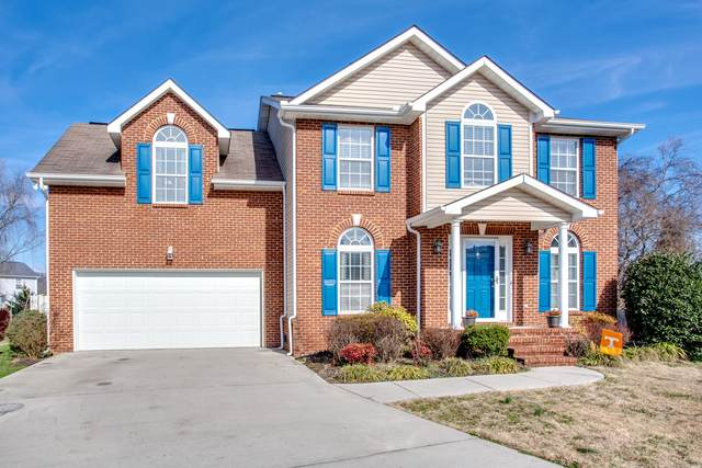 7205 Olive Branch Lane, Knoxville, TN 37931 (#1107458) :: Catrina Foster Group