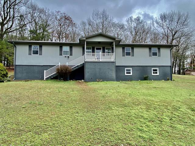 354 Raby Rd, Sweetwater, TN 37874 (#1107641) :: Catrina Foster Group