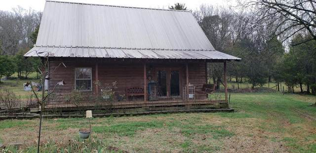 1449 W Dumplin Valley Rd, Dandridge, TN 37725 (#1107721) :: Venture Real Estate Services, Inc.