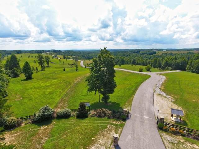 Lot 43 Nichol Creek Drive, Jamestown, TN 38556 (#1107768) :: The Cook Team