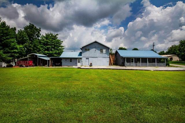 Douglas Heights Rd, Dandridge, TN 37725 (#1107772) :: Venture Real Estate Services, Inc.