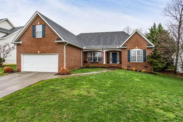 3326 Miller Creek Rd, Knoxville, TN 37931 (#1107924) :: The Cook Team