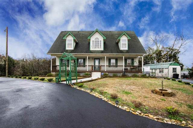 1911 Ferry Hill Rd, Dandridge, TN 37725 (#1107925) :: Venture Real Estate Services, Inc.