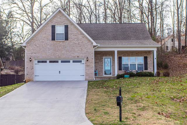 8528 Reagan Woods Lane, Knoxville, TN 37931 (#1107989) :: Catrina Foster Group