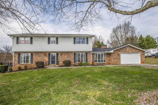 1308 Highland Park Drive, Seymour, TN 37865 (#1107992) :: The Terrell Team