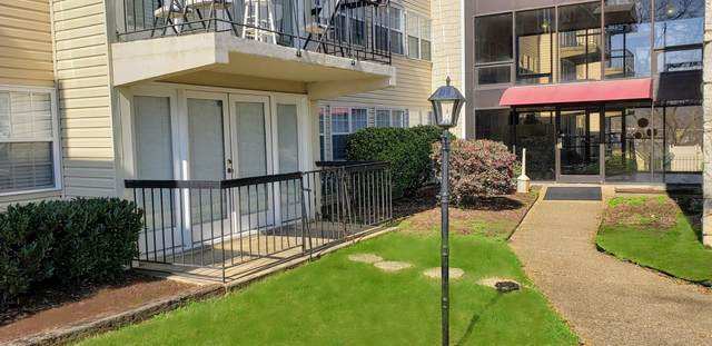 2749 Sullins St B105, Knoxville, TN 37919 (#1108021) :: The Sands Group