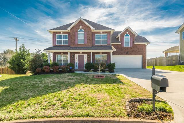 8806 Wakerly Place Lane, Knoxville, TN 37931 (#1108032) :: Catrina Foster Group