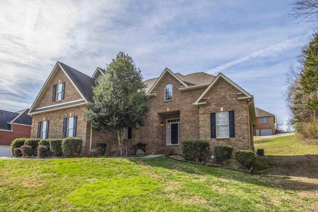 3327 Whispering Oaks Drive, Knoxville, TN 37938 (#1108059) :: The Sands Group