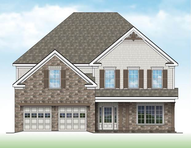 2039 Highlands Ridge Lane, Lot 19, Knoxville, TN 37932 (#1108200) :: Catrina Foster Group
