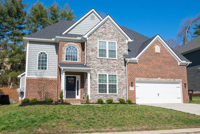 1412 Mossy Rock Lane, Knoxville, TN 37922 (#1108250) :: Realty Executives