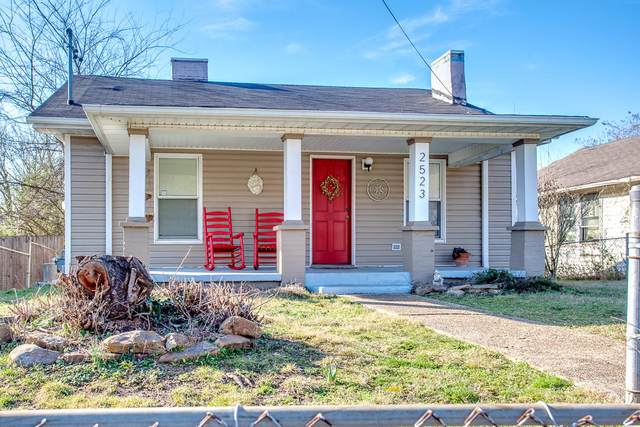 2523 Scottish Pike, Knoxville, TN 37920 (#1108318) :: Catrina Foster Group