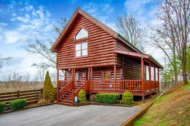 1070 Towering Oaks Drive, Sevierville, TN 37876 (#1108370) :: Shannon Foster Boline Group