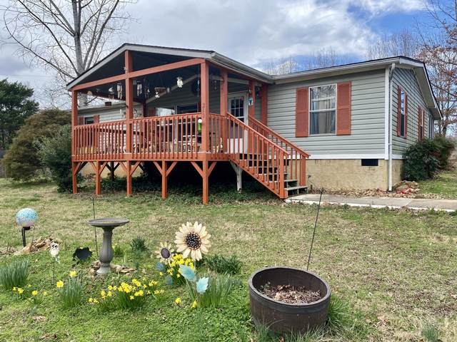260 Green Hill Rd, Madisonville, TN 37354 (#1108397) :: Catrina Foster Group