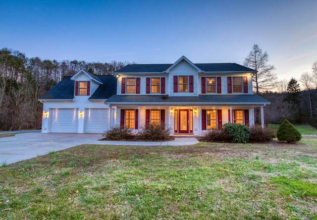 814 Kings Hills Blvd, Pigeon Forge, TN 37863 (#1108493) :: The Terrell Team