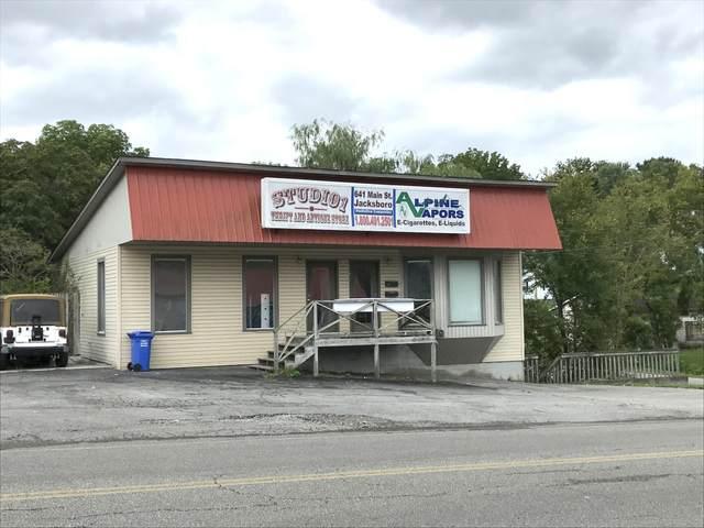 641 Main St, Jacksboro, TN 37757 (#1108502) :: Shannon Foster Boline Group