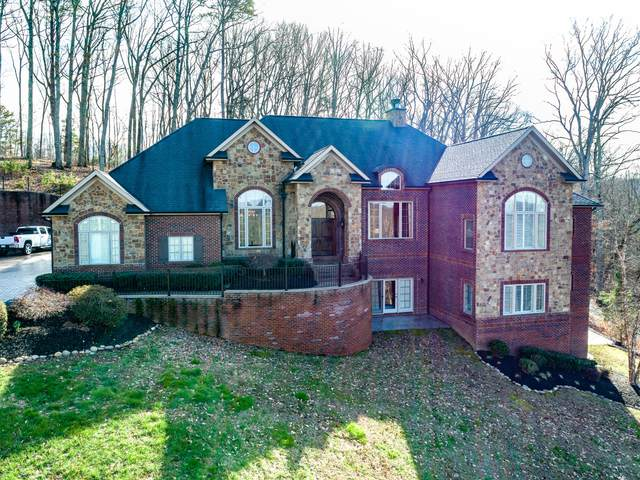 1400 Branch Field Lane, Knoxville, TN 37918 (#1108575) :: Exit Real Estate Professionals Network