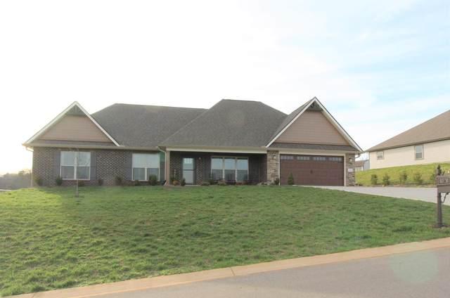 123 Montgomery Farms Drive, Friendsville, TN 37737 (#1108752) :: Catrina Foster Group