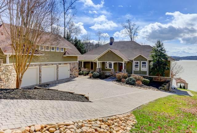 4424 Forrest Ridge Drive, Louisville, TN 37777 (#1109562) :: Shannon Foster Boline Group