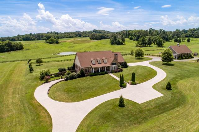 1642 C H Rankin Road Rd, White Pine, TN 37890 (#1109569) :: Realty Executives