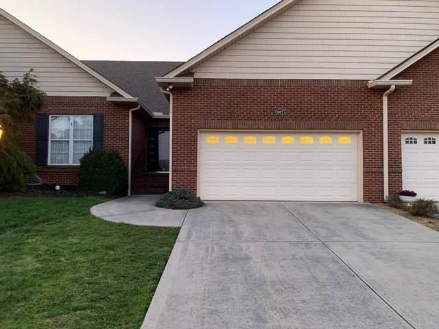 803 E Fountain View Way, Seymour, TN 37865 (#1109678) :: Venture Real Estate Services, Inc.