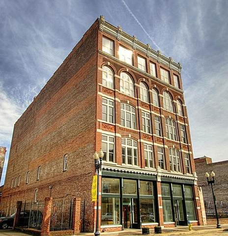 312 S Gay St #504, Knoxville, TN 37902 (#1109874) :: Billy Houston Group