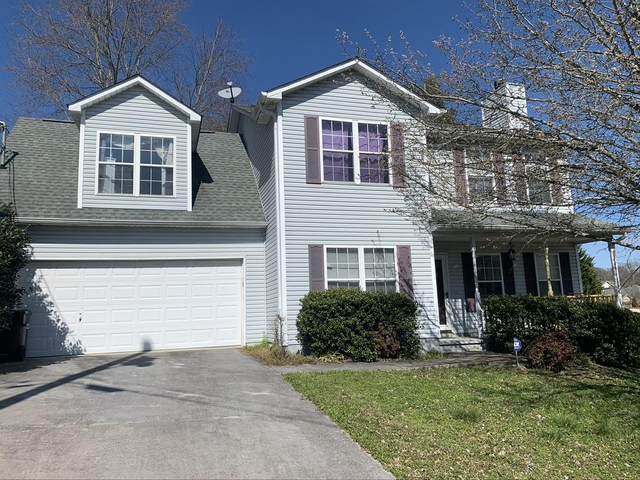 10809 Topview Lane, Knoxville, TN 37934 (#1109893) :: The Sands Group