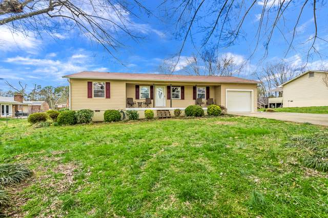 209 Sequoyah Drive, Madisonville, TN 37354 (#1110054) :: Catrina Foster Group