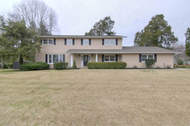 12001 N Fox Den Drive, Knoxville, TN 37934 (#1110114) :: Venture Real Estate Services, Inc.