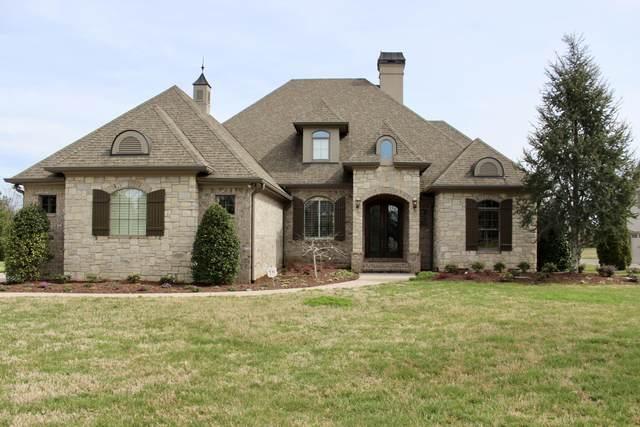 3534 Newport Park Way, Louisville, TN 37777 (#1110184) :: Catrina Foster Group