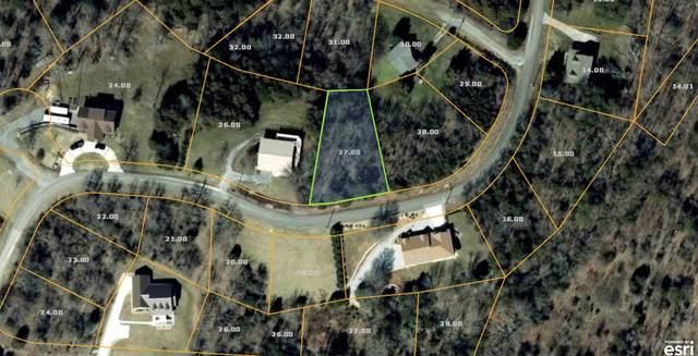 Mountain View Lane, Baneberry, TN 37890 (#1110260) :: The Cook Team