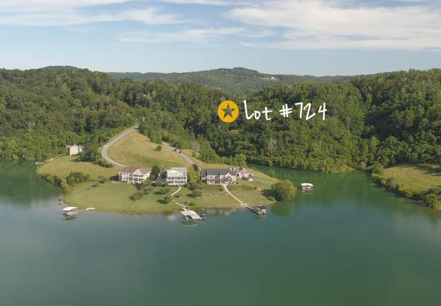Lot 724 Russell Br Rd, Sharps Chapel, TN 37866 (#1110383) :: Venture Real Estate Services, Inc.