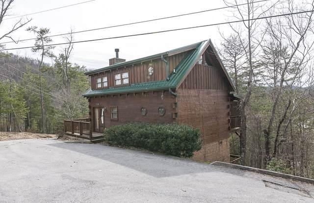 1556 Trappers Ridge Lane, Sevierville, TN 37862 (#1110667) :: Venture Real Estate Services, Inc.