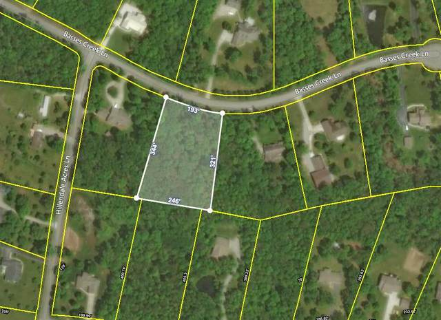 Basses Creek Lane, Crossville, TN 38572 (#1110729) :: Shannon Foster Boline Group