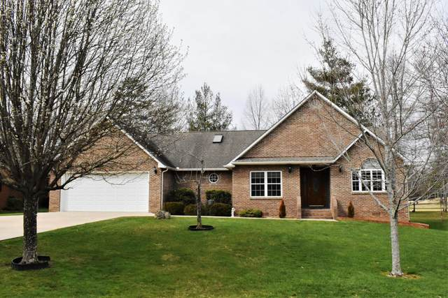 226 Forest Hill Drive, Fairfield Glade, TN 38558 (#1110777) :: Venture Real Estate Services, Inc.