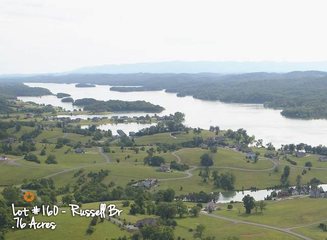 Lot 160 Russell Brothers Rd, Sharps Chapel, TN 37866 (#1111045) :: Venture Real Estate Services, Inc.