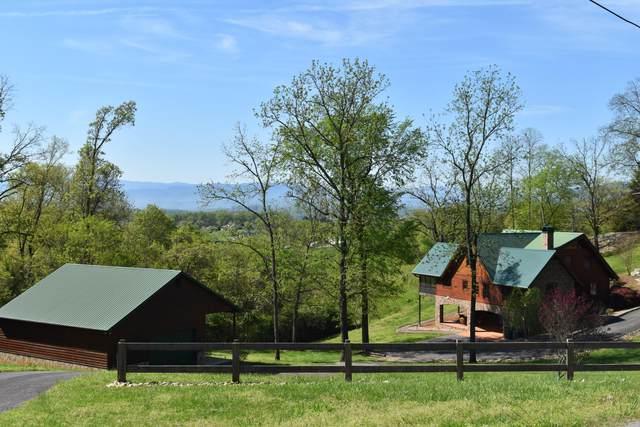 959 Hill Top Lane, Kodak, TN 37764 (#1111659) :: Tennessee Elite Realty