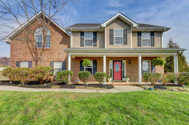 7416 Stonington Lane, Knoxville, TN 37931 (#1111734) :: Catrina Foster Group