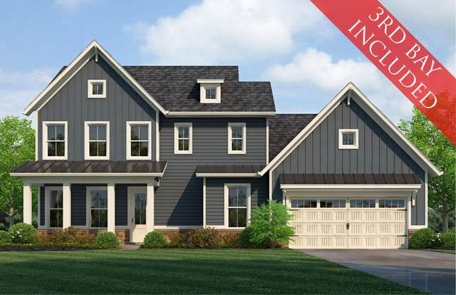 Lot 180 English Ivy Lane, Knoxville, TN 37932 (#1111746) :: Catrina Foster Group