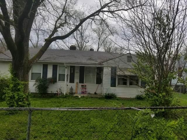 407 Main Rd, Maryville, TN 37804 (#1111819) :: Billy Houston Group
