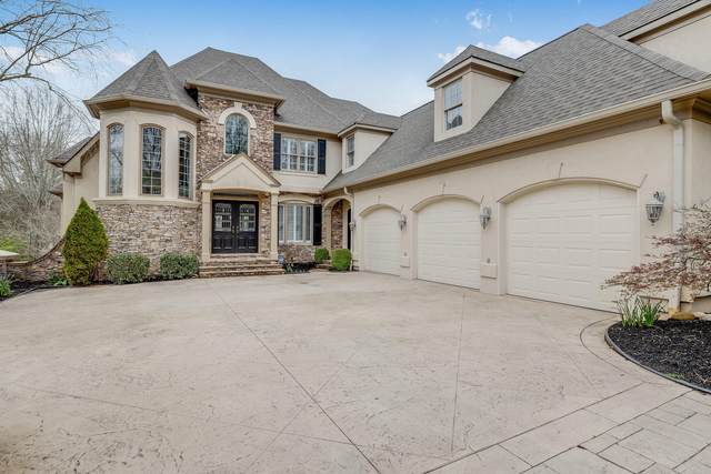 416 Heathermoor Drive, Knoxville, TN 37934 (#1111847) :: Billy Houston Group