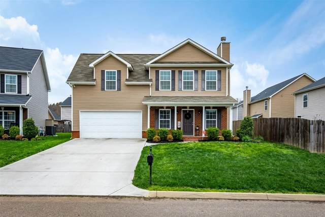 7305 Mint Clover Lane, Knoxville, TN 37931 (#1111852) :: Catrina Foster Group